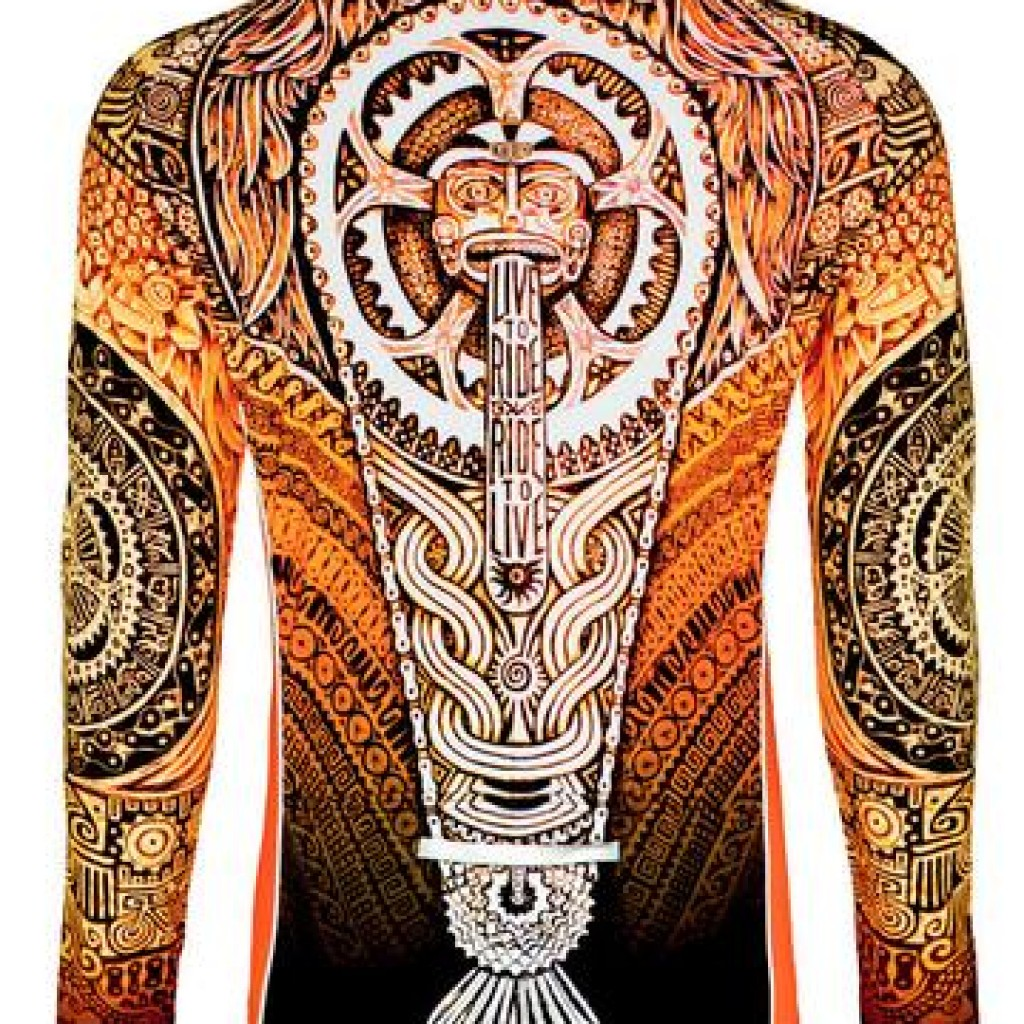 Aztec-Mens-Orange-LS-Jersey-back_large