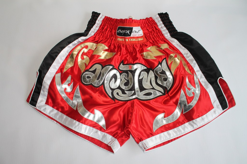Sportswear For Muay Thai